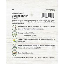 Buschbohne, Berggold