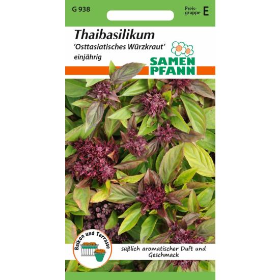 Thai Basilikum