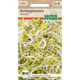 Keimsprossen Broccoli, BIO