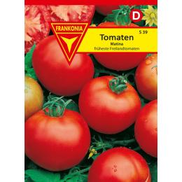 Tomate, Matina