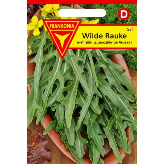 Wilde Rauke