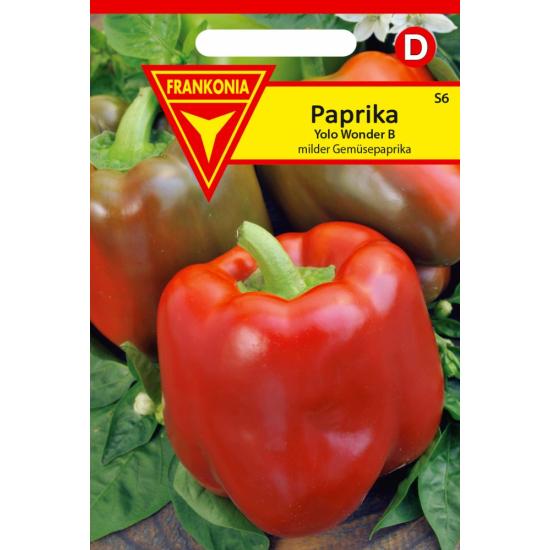 Paprika, Yolo Wonder B