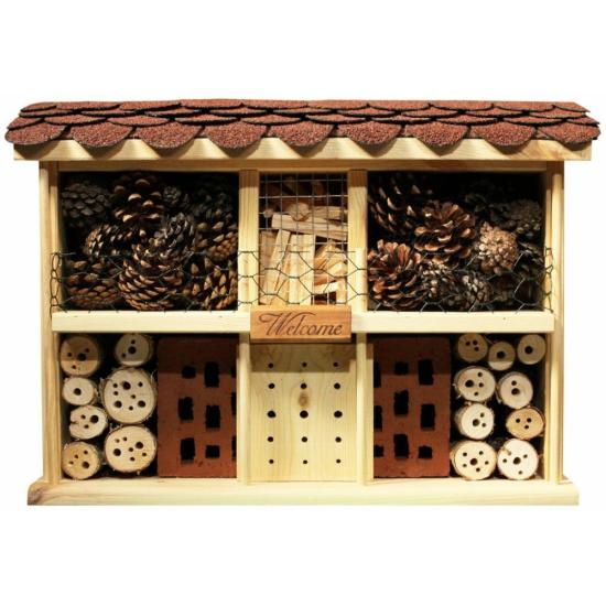 """Insektenhotel """"Landhaus Komfort"""""""