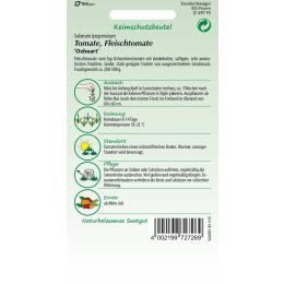 Fleischtomate, Oxheart (Typ Ochsenherz)