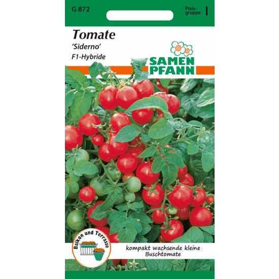 Tomate, Siderno F1