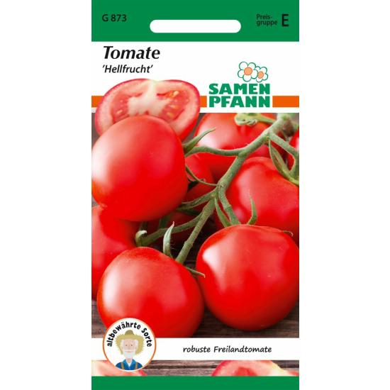 Tomate, Hellfrucht