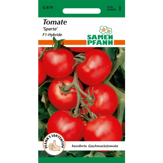 Tomate, Sparta F1