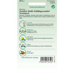 Zwiebel, Vaugirard (Weiße Frühlingszwiebel)