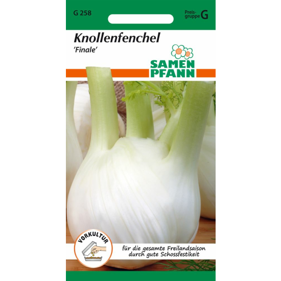 Knollenfenchel, Finale