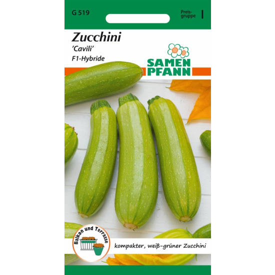 Zucchini, Cavili F1