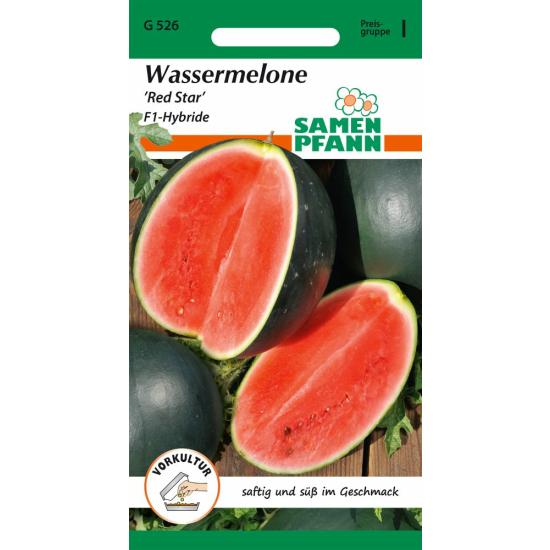 Wassermelone, Red Star F1