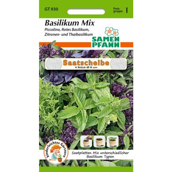 Basilikum, Mix