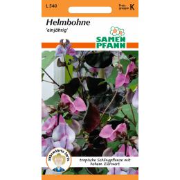 Helmbohne, Dolichos lablab