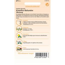 Kamelien-Balsamine (Antischnecken)