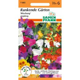 Blumenmischung, Rankende Gärten