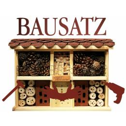 """Insektenhotel """"Landhaus Komfort"""" Bausatz"""