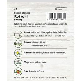 Rotkohl, Roodkop
