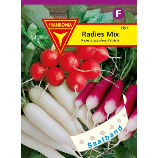 Radies Mix, Raxe, Eiszapfen, Patricia