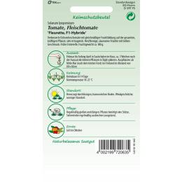 Tomate, Fleurette F1 (Ochsenherztomate)
