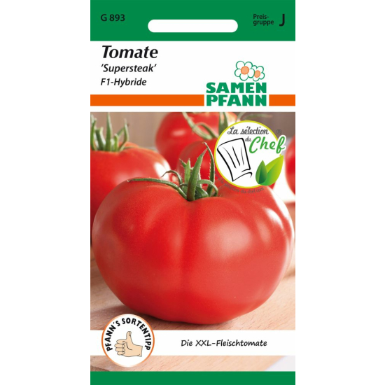 Tomate, Supersteak F1 (XXL-Tomate)