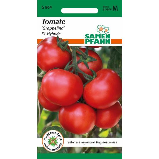 Tomate, Grappelina F1 (Rispentomate)
