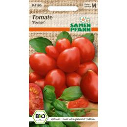 Tomate Voyage, BIO