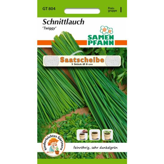 Schnittlauch, Twiggy Saatscheibe