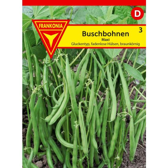 Buschbohne, Maxi