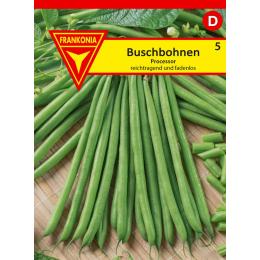 Buschbohne, Processor