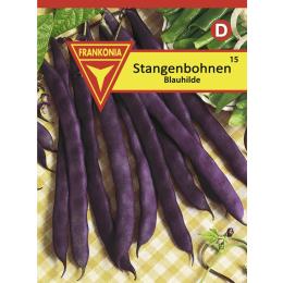 Stangenbohne, Blauhilde