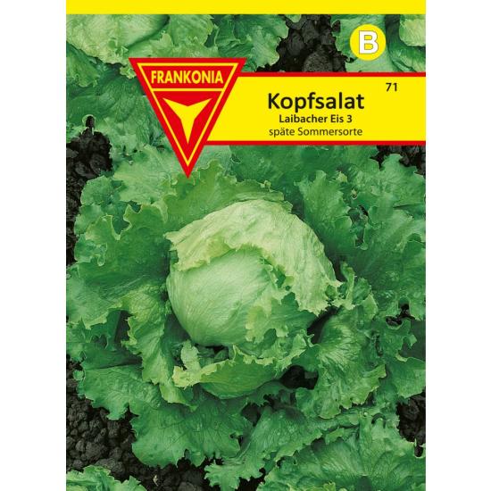 Eissalat, Laibacher Eis 3