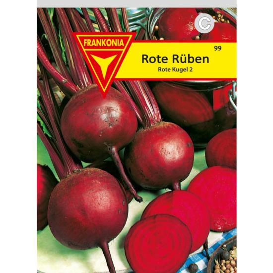 Rote Rübe, Rote Kugel 2