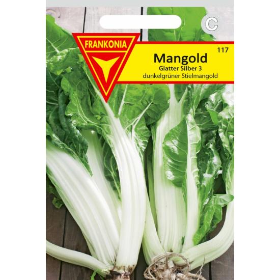 Mangold, White Silver