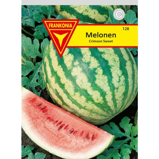 Wassermelone, Crimson Sweet