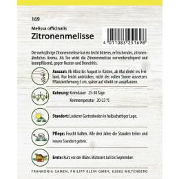 Zitronenmelisse