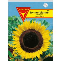 Sonnenblume, Schnittgold